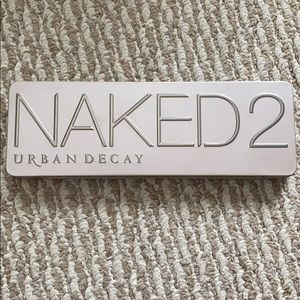 Naked 2 Urban Decay Eyeshadow Palette
